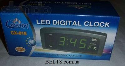 Инструкция Электронные Часы Caixing Cx-818 - фото 4
