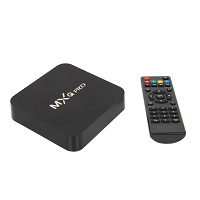 HD-медиаплеер Android TV Box MXQ Pro, TV-приставка